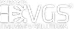 VGS: V-energy Green Solutions, production of photovoltaic panels, solar panels. Made in Italy